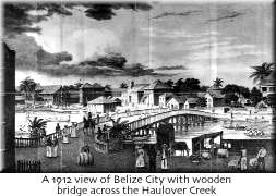 Belize City 1912